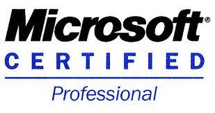 Microsoft Cert Professional